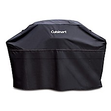 image of Cuisinart® 60-Inch Heavy-Duty Grill Cover in Black