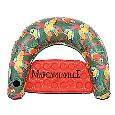 image of Margaritaville Sit N Sip Floating Seat