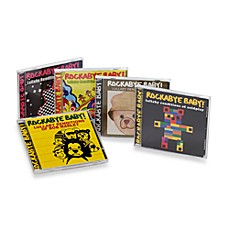 image of Rockabye Baby! Rock n' Roll Lullaby Renditions CDs