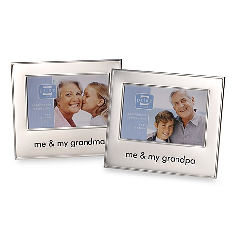 Funky Grandma And Me Picture Frame Model - Custom Picture Frame ...