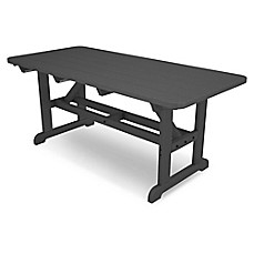 image of POLYWOOD® Park 33-Inch x 72-Inch Picnic Table