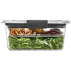image of Rubbermaid® Brilliance 5-Cup Salad Storage Container