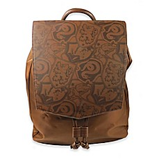 image of Harry Potter™ Ladies Fashion Backpack in Brown