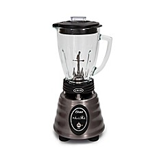image of Oster Heritage Blend 400 Blender in Black Stainless