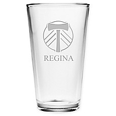 image of MLS Portland Timbers Deep Etch Pint Glass
