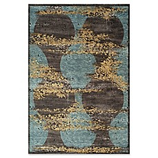 image of Momeni Vogue Rug in Blue