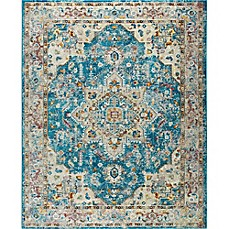 image of Parlin by Nicole Miller Medallion Area Rug