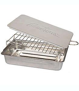 Ahumador Cameron´s de acero inoxidable para cocinar
