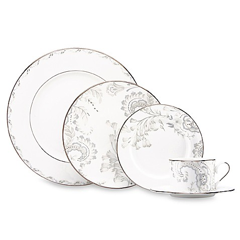 Marchesa by Lenoxu0026reg; Paisley Bloom Dinnerware  sc 1 st  Bed Bath u0026 Beyond & Marchesa by Lenox® Paisley Bloom Dinnerware - Bed Bath u0026 Beyond