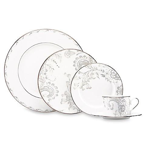 Marchesa by Lenoxu0026reg; Paisley Bloom Dinnerware  sc 1 st  Bed Bath u0026 Beyond & Marchesa by Lenox® Paisley Bloom Dinnerware - Bed Bath u0026 Beyond