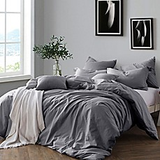 image of Swift Home Prewashed Yarn-Dyed Duvet Cover Set