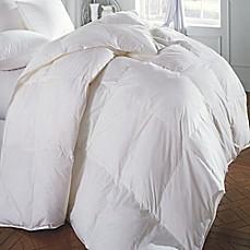 Emily Madison Allegra Year Round Premium Down Comforter In White