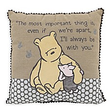 image of Disney® Classic A Day with Pooh Throw Pillow