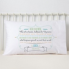 image of The Lord's Prayer Pillowcase