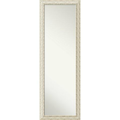 Amanti Cape Cod 18 Inch X 52 Over The Door Mirror