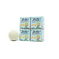 image of Nellie's All-Natural Citrus Scented Wool Dryerballs (Set of 4)