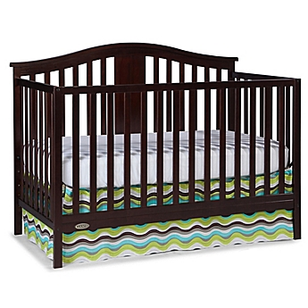 Graco 4 In 1 Crib And Changer Dream On Me Liberty 5