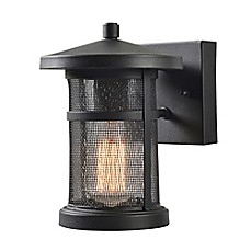 image of Kenroy Home Carlson Wall Lantern in Black