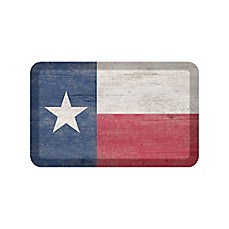 image of NewLife® by GelPro® Texas Flag Designer Comfort Mat
