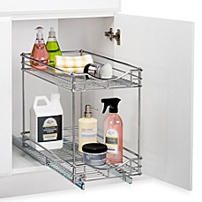 image of Lynk Roll-Out Under-Sink Double Drawers