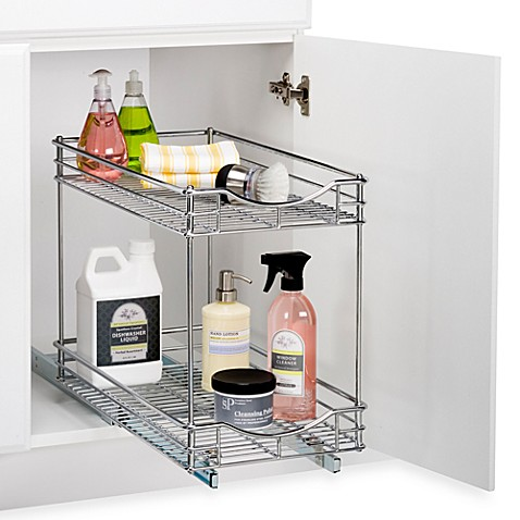 Bed Bath And Beyond Roll Out Kitchen Cabinet Storage