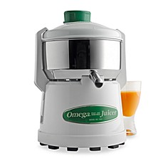 image of Omega® Stainless Steel Juicer