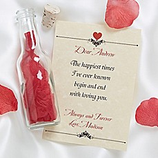 image of Love Letter in a Bottle