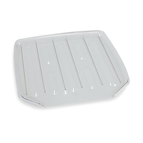 Salt Large Drain Board In Clear Bed Bath Amp Beyond