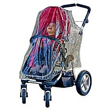 image of Jolly Jumper® Weather Shield for Single Strollers