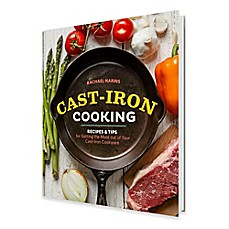 image of Cast-Iron Cooking Book