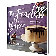 image of The Fearless Baker: Simple Secrets for Baking Like a Pro