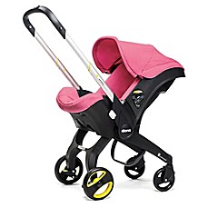 image of Doona™ Infant Car Seat/Stroller with LATCH Base