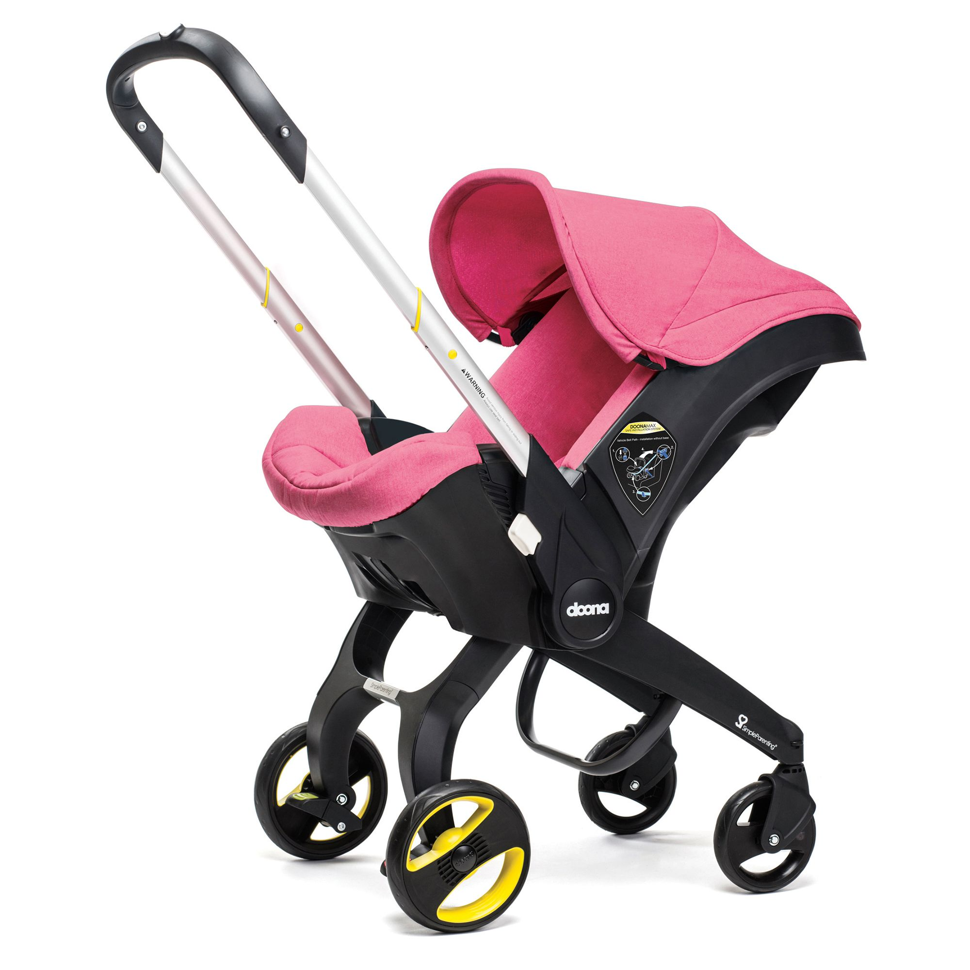 Doona™ Infant Car Seat Stroller with LATCH Base