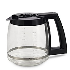 image of Cuisinart® 12-Cup Replacement Carafe in Black