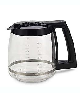 Jarra de repuesto Cuisinart®, para 12 tazas en negro
