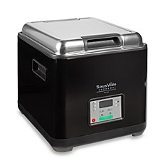 image of SousVide Supreme®; Demi Temperature Controlled Water Oven in Black