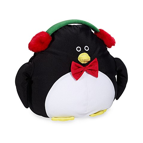 Buy Moshi Christmas Toss Pillow Characters Penguin From
