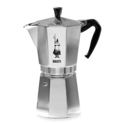 Bialetti Moka Express 12-Cup Espresso Machine - Bed Bath & Beyond