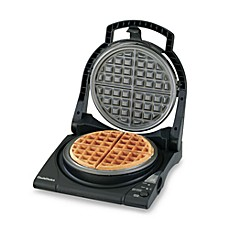 image of Chef'sChoice® WafflePro Classic Belgian M840B Electric Waffle Maker