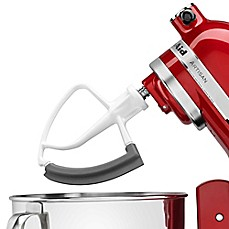image of KitchenAid® Flex Edge Beater Attachment for KitchenAid® 5-Quart Stand Mixer