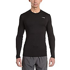 image of Copper Fit® Men's Base Layer Compression Long Sleeve T-Shirt