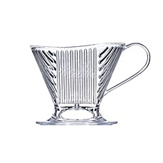 image of Melitta® Pour Over Single Cup Coffee Brewing Cone