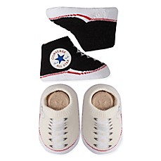 image of Converse 2-Pack Chuck Booties in Black