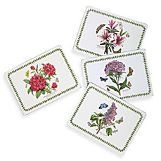 image of Portmeirion Botanic Garden Hardback Placemats (Set of 4)
