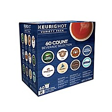 image of Keurig® 60-Count K-Cup® Variety Pack