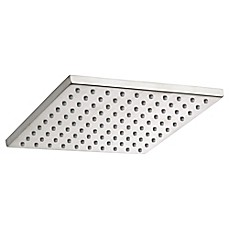 image of American Standard Square Rain 1-Spray 8-Inch Showerhead