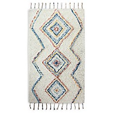 image of Dynamic Rugs Metro Diamonds Hand-Tufted Area Rug in Multi