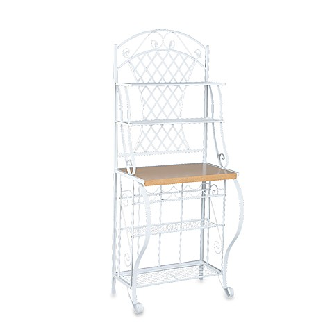 Southern Enterprises Country Baker's Rack