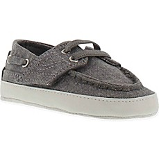 image of Tretorn Motto Boat Shoe in Grey