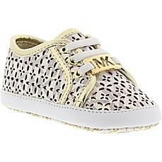 image of Michael Kors® Baby Borium Infant Sneaker